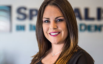 Amanda, Patient Coordinator | Specialists in Implant Dentistry